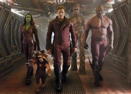 """""""Guardiões da Galáxia"""" vai ganhar atração em parque da Disney"""