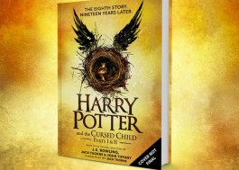 "Roteiro de ""Harry Potter and the Cursed Child"" foi o livro mais vendido de 2016 na Amazon"