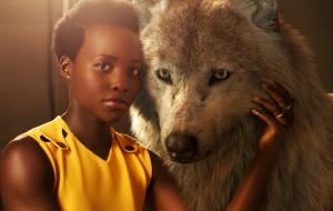 """""""Mogli: O Menino Lobo"""": Dubladores posam ao lado dos personagens"""