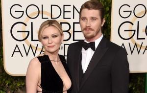 Kirsten Dunst e Garrett Hedlund não são mais um casal