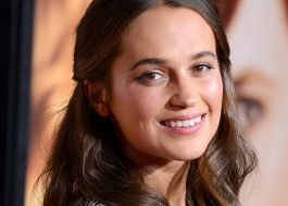 "Alicia Vikander será Lara Croft em novo filme do ""Tomb Raider"""