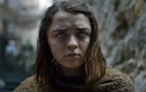 """Ainda cega, Arya recebe treinamento em nova cena da sexta temporada de """"Game of Thrones"""""""
