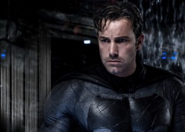 Confirmado: Ben Affleck é o diretor do filme solo do Batman