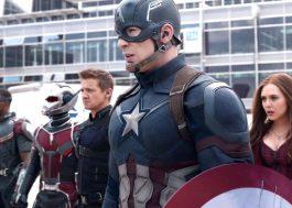 """Steve Rogers não será mais o Capitão América nos cinemas, diz diretor de """"Guerra Civil"""""""