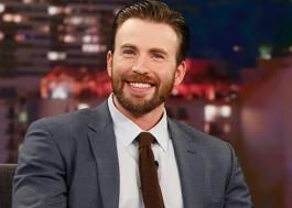 Chris Evans chegou a rejeitar o papel de Capitão América