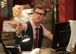 """[Vídeo] Chris Hemsworth é o assistente bonitão do novo """"Caça-Fantasmas"""""""