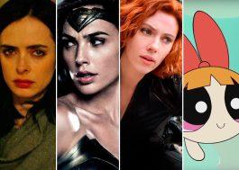 As super-heroínas que estão dominando a televisão e o cinema