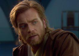 Ewan McGregor revela que gostaria de interpretar Obi-Wan Kenobi novamente