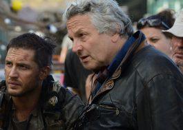 """George Miller, de """"Mad Max"""", pode dirigir novo filme da DC"""