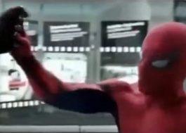 """Homem-Aranha tem cenas inéditas em novo comercial de """"Capitão América: Guerra Civil"""""""