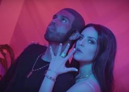 """Kéfera se junta com o namorado para paródia de """"Work"""", da Rihanna com o Drake"""