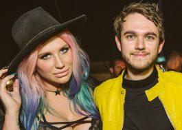 """Já dá para ouvir a parceria entre Kesha e Zedd na música """"True Colors"""""""