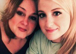"""Meghan Trainor divulga """"Mom"""", música com participação da sua mãe, Kelli"""
