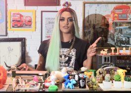 """Drag Queen Pabllo Vittar lança vlog e fala sobre estrelar campanha da Avon: """"é um avanço"""""""