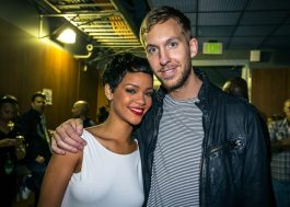 "Calvin Harris anuncia para amanhã nova parceria com Rihanna, ""This Is What You Came For"""