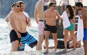 """Elenco de """"Sense8"""" grava nova temporada em praia da Itália"""