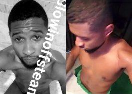"""Usher """"manda nudes"""" no Snapchat e leva fãs à loucura"""