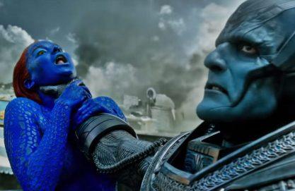 """Novo trailer de """"X-Men"""""""