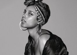 "Alicia Keys lança a deliciosa e dançante ""In Common""; ouça"