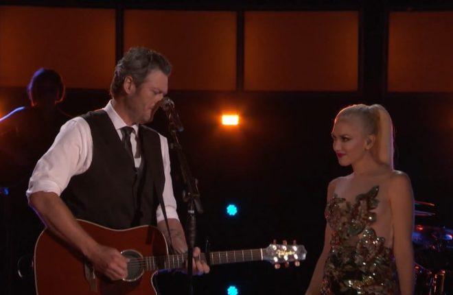 Blake-Shelton-Gwen-Stefani-Go-Ahead-And-Break-My-Heart-The-Voice