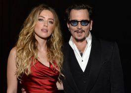 Johnny Depp e Amber Heard estão se divorciando