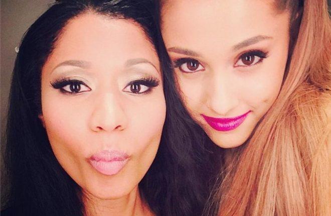 Nicki-Minaj-Ariana-Grande