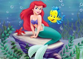 """Disney também pode fazer versão em live-action de """"A Pequena Sereia"""""""