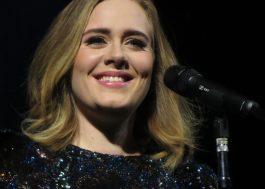 Maravilhosa! Adele se oferece para ser barriga de aluguel de casal gay