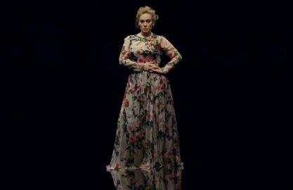 Prévia de novo clipe da Adele