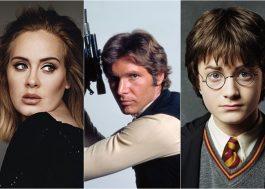 """Olha que maravilhoso: personagens de """"Star Wars"""", """"Harry Potter"""" e outros filmes cantando """"Hello"""", da Adele"""