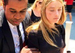 Amber Heard dá detalhes sobre abuso e advogada de Johnny Depp fala contra a atriz