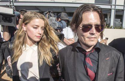 Johnny Depp acusado de violência doméstica