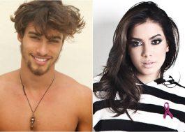 """Ator Pablo Morais assume romance com Anitta e ela desmente: """"Não estou namorando"""""""