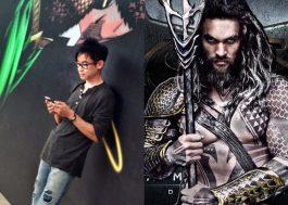 "Tudo indica que James Wan continua na direção de ""Aquaman"""
