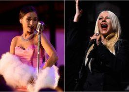 """Ariana Grande vai cantar com Christina Aguilera na final do """"The Voice""""; Sia e Zayn também se apresentam"""