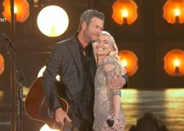 Gwen Stefani libera versão completa de parceria natalina com Blake Shelton