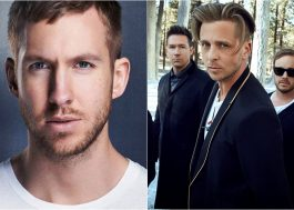 "Calvin Harris e OneRepublic juntos na dançante ""Walking On the Sun""; ouça"