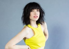 Carly Rae Jepsen está com single novo!