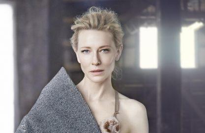 "Cate Blanchett em ""Thor"""