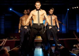 "Channing Tatum anuncia show ao vivo de ""Magic Mike"" em Las Vegas"