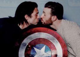 Agora a internet quer arrumar um namorado para o Capitão América