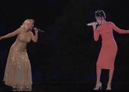 """Família de Whitney Houston cancela apresentação de holograma da cantora no """"The Voice"""""""