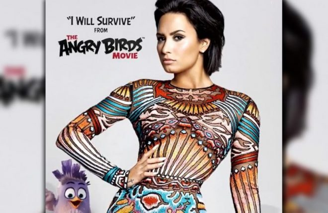 demi-lovato-angry-birds-i-will-survive