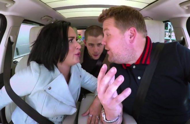 demi-lovato-nick-jonas-carpool-karaoke-james-corden