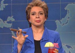 Maya Rudolph vira Dilma Rousseff em quadro do SNL