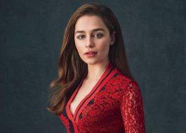 Emilia Clarke também quer ser a primeira 007 mulher do cinema