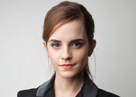 """Emma Watson apoia a campanha """"Estupro Não é Culpa da Vítima"""" pelo Twitter"""
