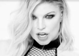 Fergie mostra prévia de nova música nas redes sociais