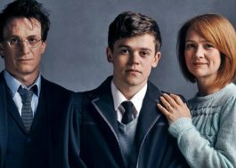 "Veja as primeiras fotos de Harry, Gina e o jovem Alvo na peça ""Harry Potter and the Cursed Child"""