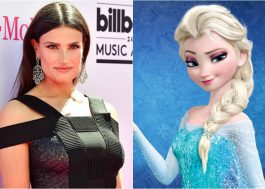 """Idina Menzel, dubladora da Elsa, apoia campanha para ela ganhar uma namorada em """"Frozen 2"""""""